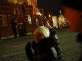 Зимние рейсы. Москва. Красная площадь.
